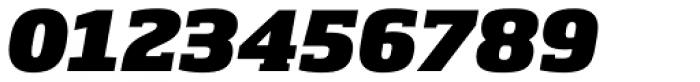 Soho Std Heavy Italic Font OTHER CHARS