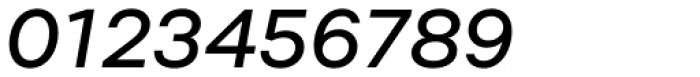 Soin Sans Neue Medium Italic Font OTHER CHARS