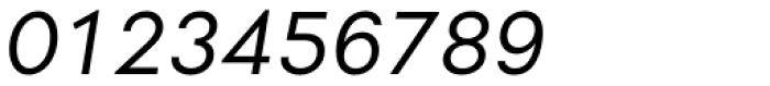 Soin Sans Oblique Font OTHER CHARS
