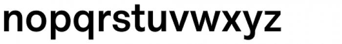 Solanel Medium Font LOWERCASE