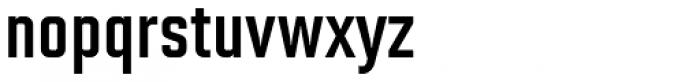 Solano Gothic MVB Bold Font LOWERCASE