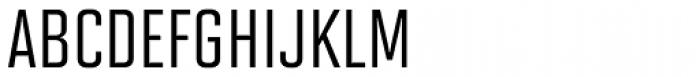 Solano Gothic MVB Med Cap Font LOWERCASE