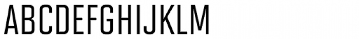 Solano Gothic MVB Med SC Font UPPERCASE