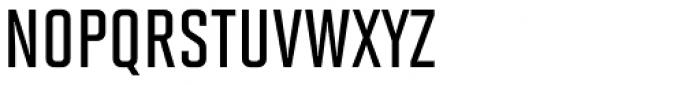 Solano Gothic MVB SemiBold Cap Font UPPERCASE