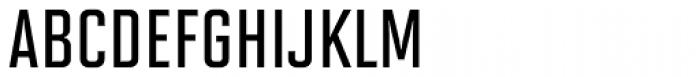 Solano Gothic MVB SemiBold Cap Font LOWERCASE