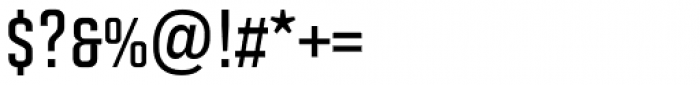 Solano Gothic MVB SemiBold SC Font OTHER CHARS