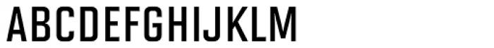 Solano Gothic MVB SemiBold SC Font LOWERCASE