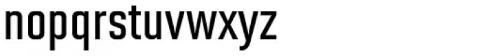 Solano Gothic MVB SemiBold Font LOWERCASE