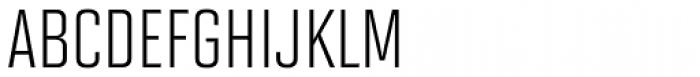 Solano Gothic MVB Font UPPERCASE