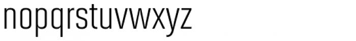 Solano Gothic MVB Font LOWERCASE