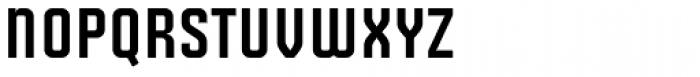 Solano Gothic Retro MVB Bold SC Font LOWERCASE
