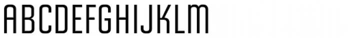 Solano Gothic Retro MVB Med SC Font UPPERCASE