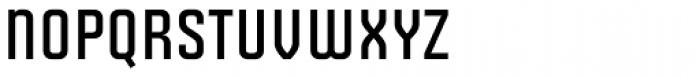 Solano Gothic Retro MVB SemiBold SC Font LOWERCASE