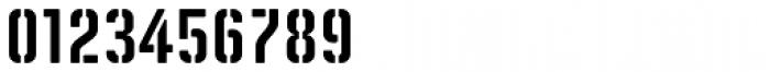 Solano Gothic Retro MVB Stencil SC Font OTHER CHARS