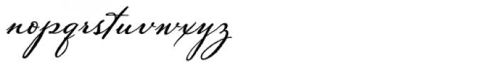 Solantra Pro Bold Font LOWERCASE