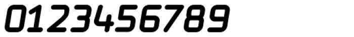 Solaris EF Black Oblique Font OTHER CHARS