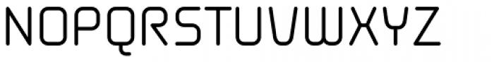 Solaris EF Regular Font UPPERCASE