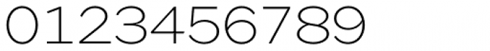 Sole Sans Extended Light Font OTHER CHARS