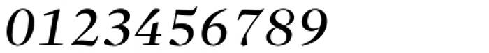 Sole Serif Headline Italic Font OTHER CHARS