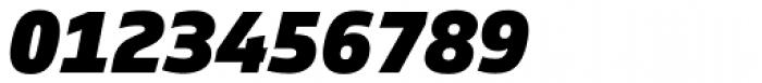 Soleto Black Italic Font OTHER CHARS