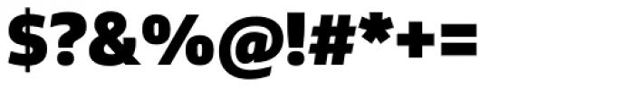 Soleto Black Font OTHER CHARS