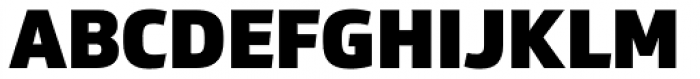Soleto Black Font UPPERCASE