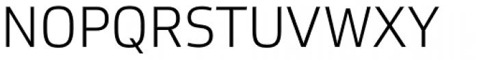 Soleto Light Font UPPERCASE