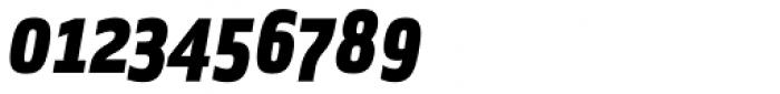 Solex Black Italic Font OTHER CHARS