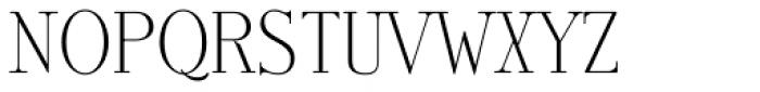 Solid Antique Std Roman Font UPPERCASE