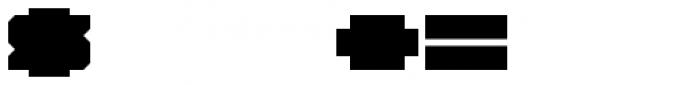 Solida Regular Wide Font OTHER CHARS