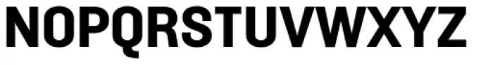 Solido Black Font UPPERCASE