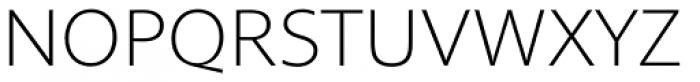 Solitaire MVB Pro Light Font UPPERCASE