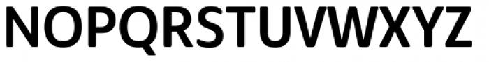 Solitas Nor Medium Font UPPERCASE