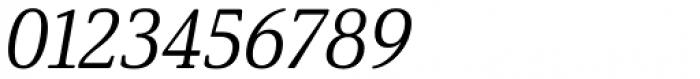 Solitas Serif Ext Regular Italic Font OTHER CHARS