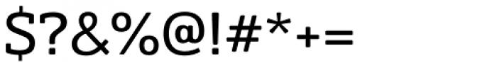 Solitas Slab Ext Regular Font OTHER CHARS