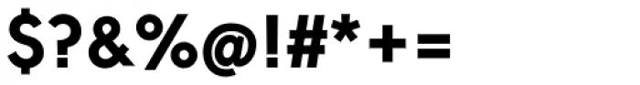 Solomon Black Deco Font OTHER CHARS