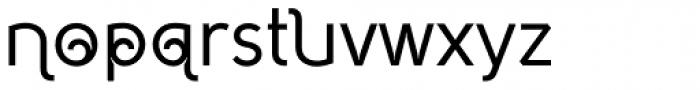 Solomon Normal Deco Font LOWERCASE