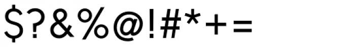 Solomon Sans Normal Font OTHER CHARS