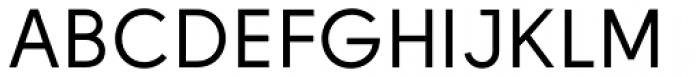 Solomon Sans Normal Font UPPERCASE