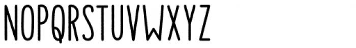 Solopgang Black Font UPPERCASE