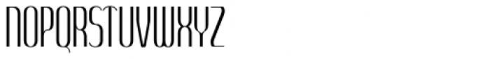 SomaSkript Tall Font UPPERCASE