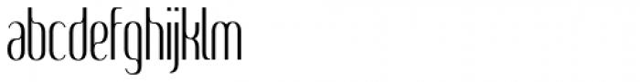 SomaSkript Tall Font LOWERCASE
