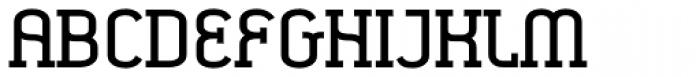 SomaSlab ExtraBold Font UPPERCASE