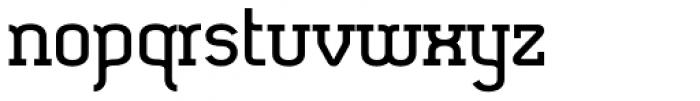 SomaSlab ExtraBold Font LOWERCASE