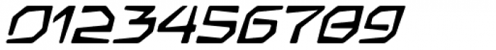 Somaton Oblique Font OTHER CHARS