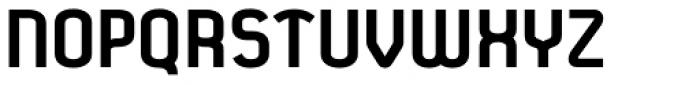 Somatype Heavy Font UPPERCASE