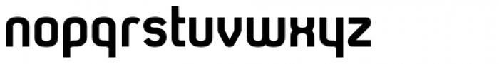 Somatype Heavy Font LOWERCASE