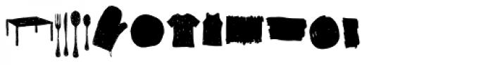 Somehand Stuff Font UPPERCASE