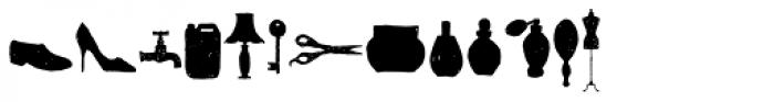 Somehand Stuff Font LOWERCASE