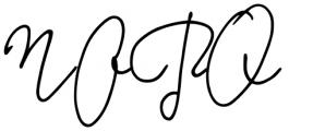 Something Exquisite Swash2 Font UPPERCASE